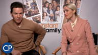 "Mark Wahlberg and Rose Byrne talk ""Instant Family"" and faith"