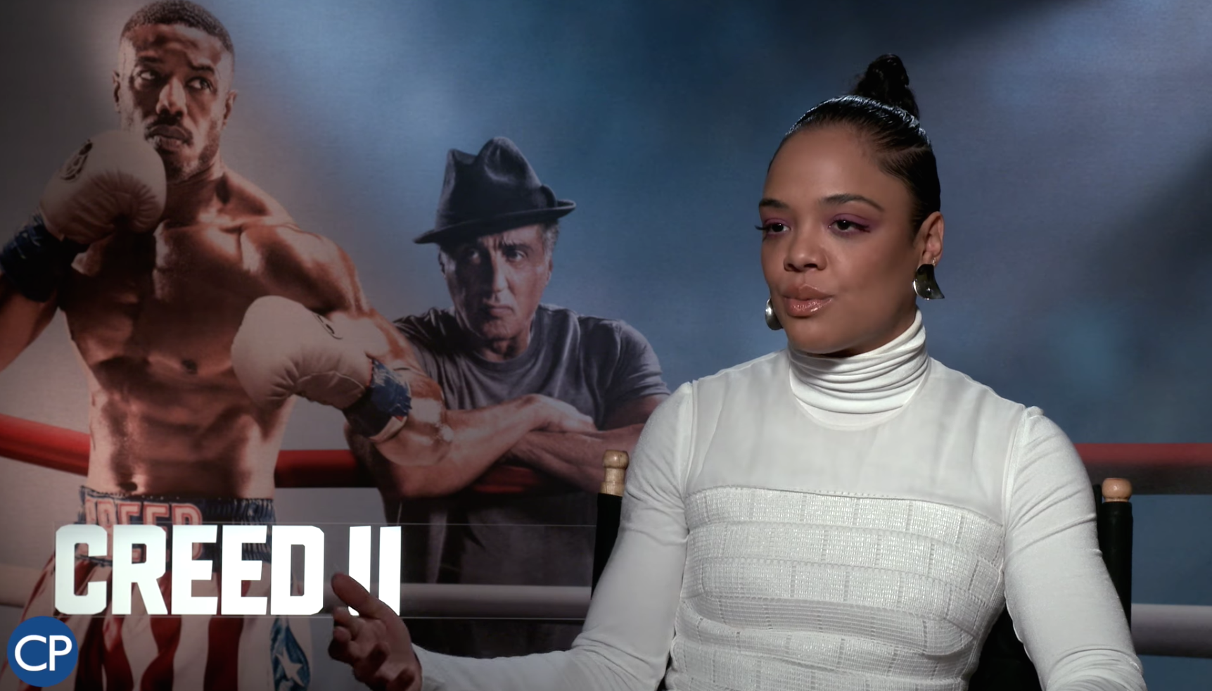 'Creed II': Tessa Thompson