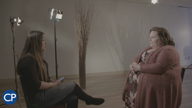 Chrissy Metz shares her faith (Breakthrough Movie)