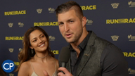 Tim Tebow - Run the Race Movie Premiere