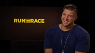 "Tim Tebow ""Run The Race"" movie"