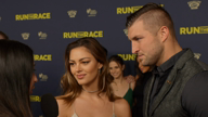 Run The Race red carpet interview on Identity