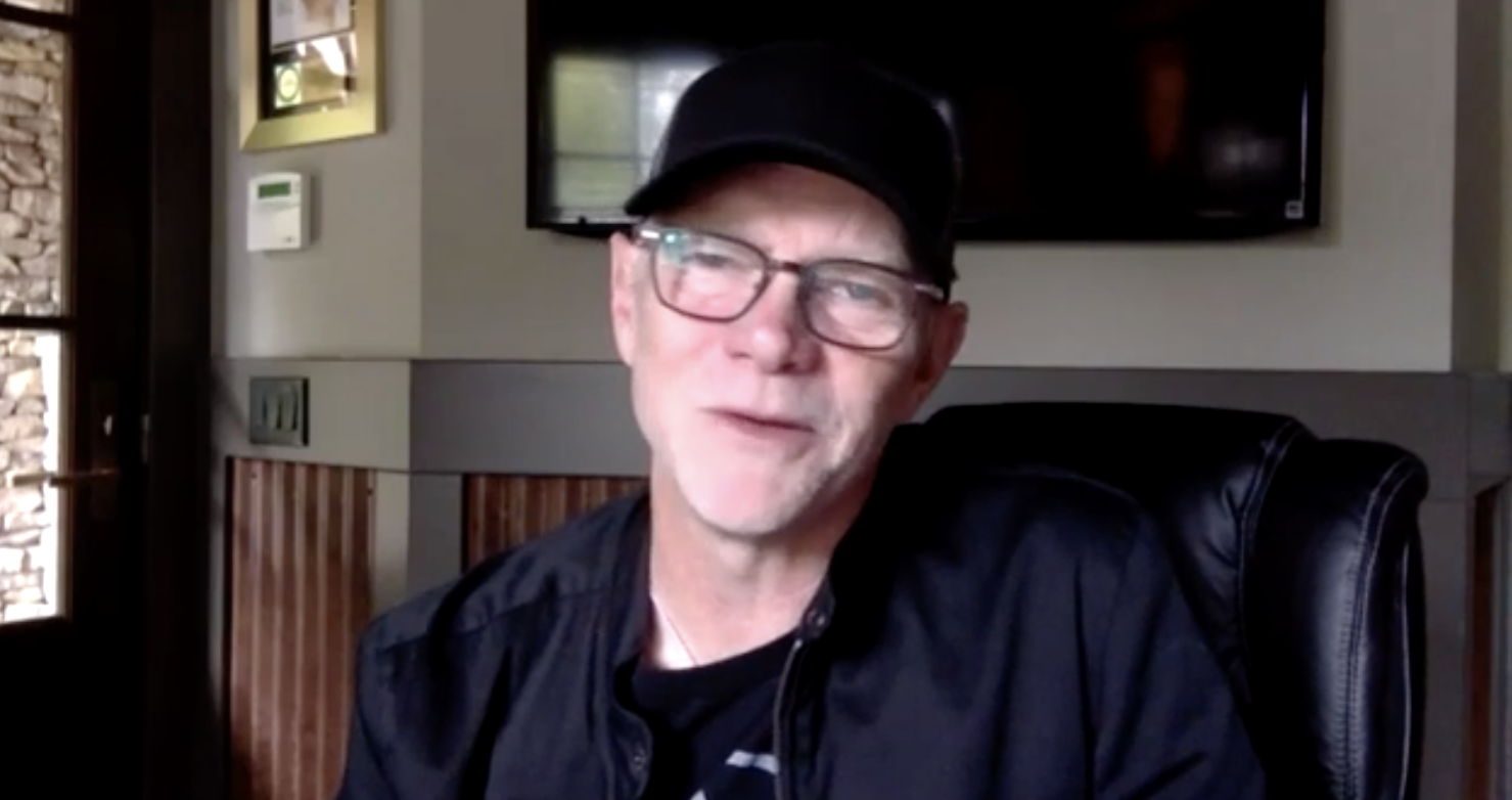 Steven Curtis Chapman shares the msg God is giving him while in quarantine