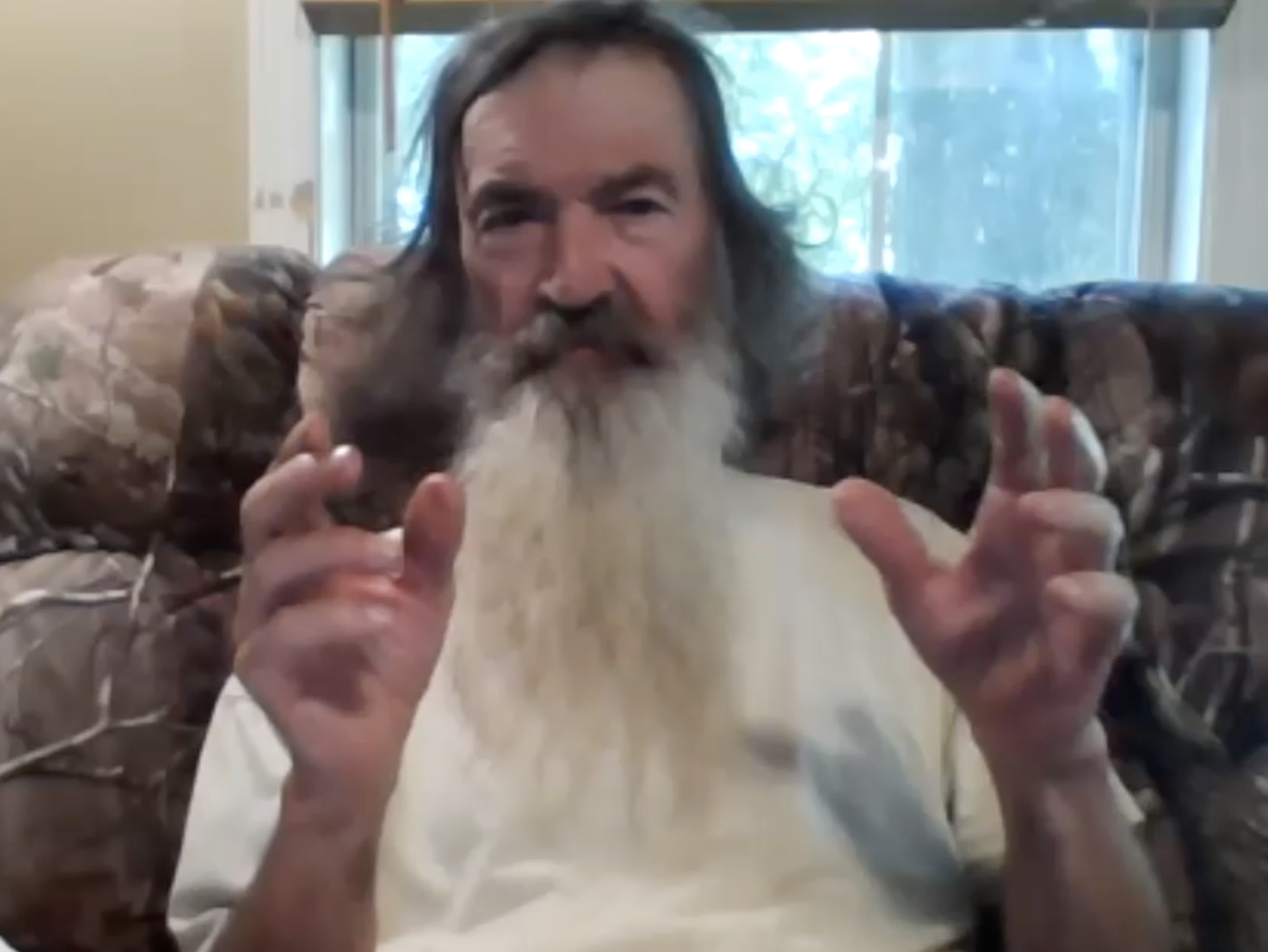 Phil Robertson talks Jesus Politics