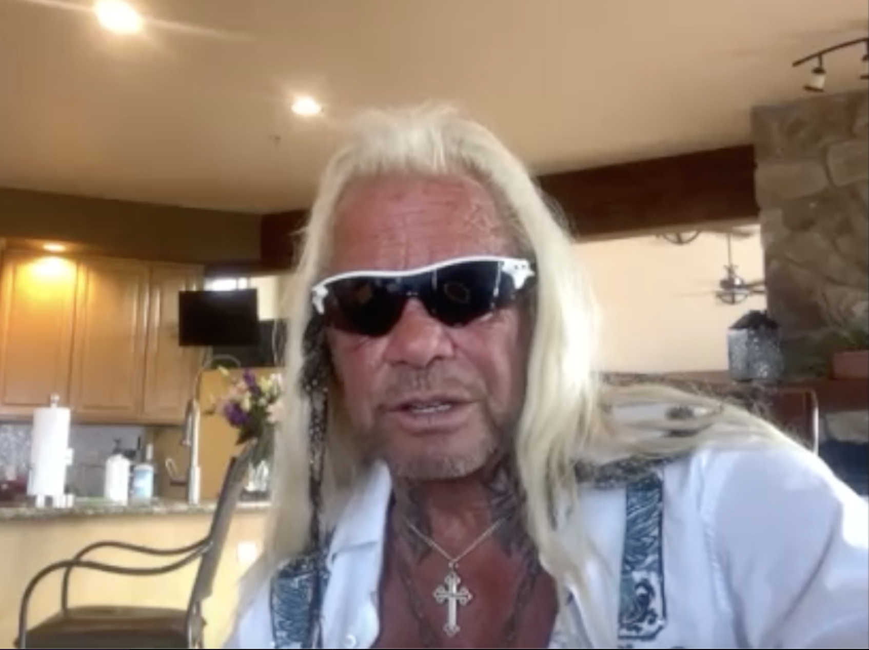 "Duane ""Dog"" Chapman talks spiritual warfare, never doubting God, and new movie"