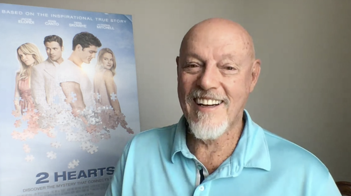 "Hollywood Director Lance Hool talks the power of faith and new film ""2 Hearts"""