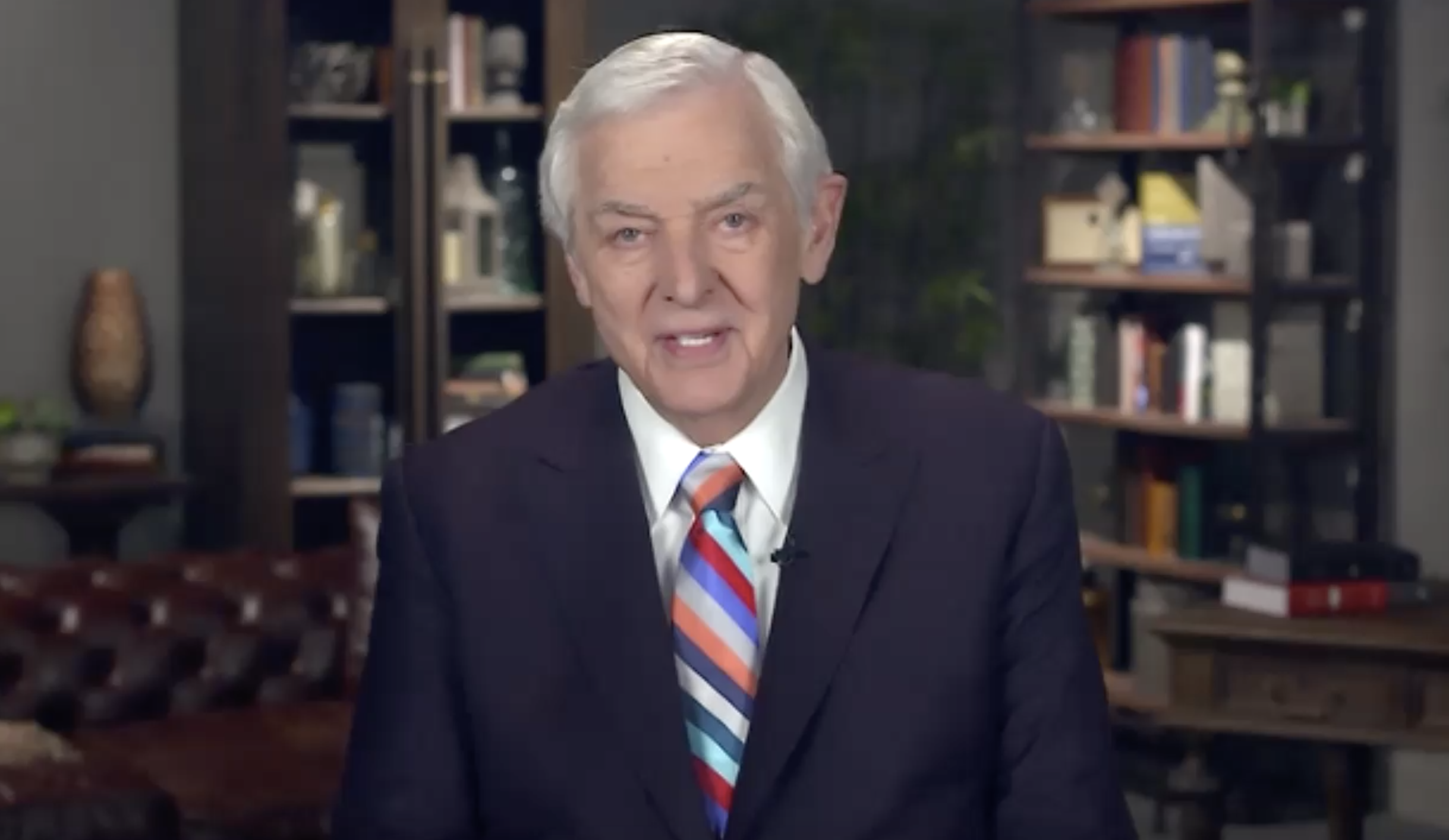 Dr David Jeremiah says Christians must move forward and not forget who they represent this election