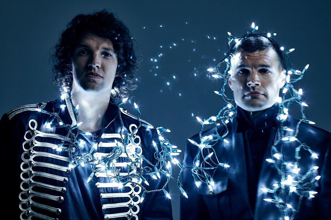 for King & Country sharing hope for the hopeless during the holidays