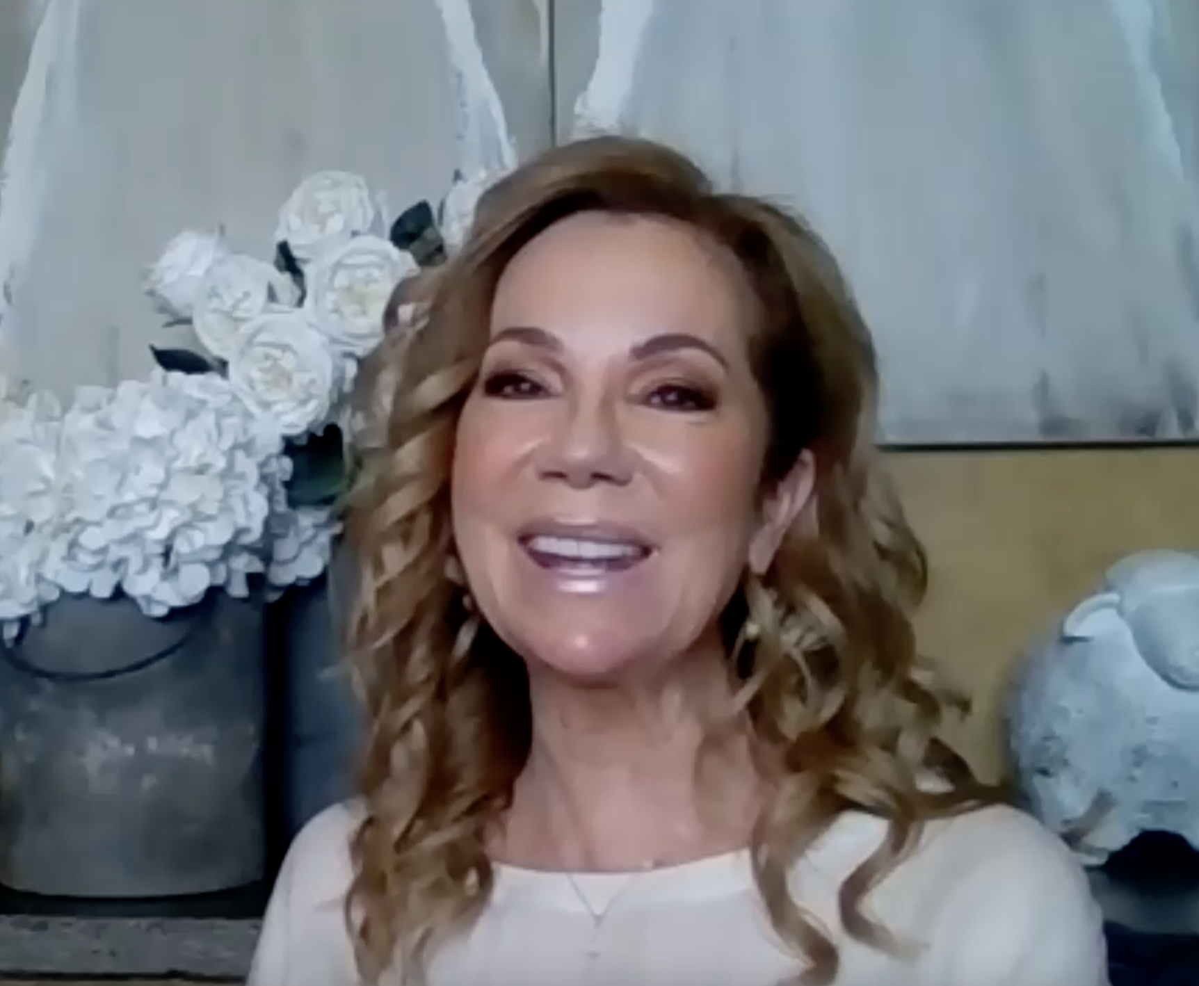 Kathie Lee Gifford says it's never to late to do what God has called you too