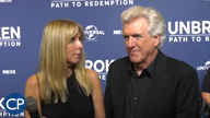 """Unbroken: Path to Redemption"" : Luke and Lisa Zamperini Discuss Watching Father's Life on Screen"